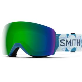 Smith Skyline XL Snow Goggles, Turquesa/verde